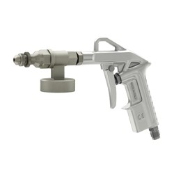 Pistola Antigravillas